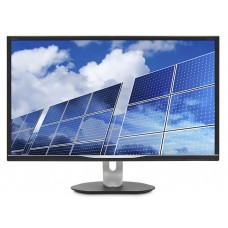 "Philips 32"" LCD Monitor, IPS Panel, 2560 x1440 Res, 60Hz, 5ms, VGA, DVI, HDMI, D.."