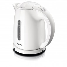 Philips Електрическа кана  Daily Collection  1.5 L 2400 W, White