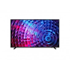 "Philips 43"" FHD, DVB T2/C/S2, Smart, Saphi OS, Dual Core, Pixel Plus HD, 500 PPI, Micro Dimming, 20W, A++, Black, 2X 1.4 HDMI"