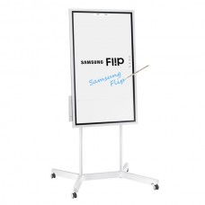 "Samsung Flip WM55H, 55"" digital touch flipchart , 4K UHD 3840 x 2160 (16:9) , Contrast: 4700:1, Viewing Angle: 178/178, Brightness: 300 cd/m2, Video: HDMI, 2xUSB 2.0, NFC, Stereo Speakers, Player: (Quad Core CPU 4 x 1.7GHz, 3GB RAM, 8GB ROM )"