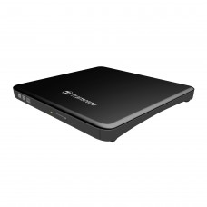 Оптично устройство Transcend 8X Portable DVD Writer, Extra Slim Type USB, 13.9mm..