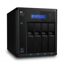 HDD 0TB LAN 1000Mbps NAS MyCloud PR4100 4-bay 2xGigabit + 3xUSB 3.0 (up to 40TB)