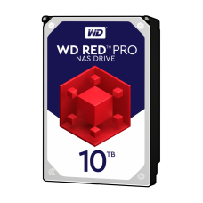 HDD 10TB SATAIII WD Red PRO 7200rpm 256MB for NAS and Servers (5 years warranty)