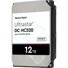 "HDD 12TB WD Ultrastar DC HC520 He12 3.5"" SAS 7200rpm 256MB (5 years warrant.."