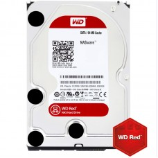 HDD 1TB SATAIII WD Red 64MB for NAS (3 years warranty)