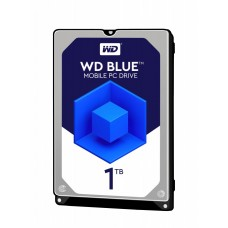 "HDD 1TB WD Blue 2.5"" SATAIII 128MB 7mm (2 years warranty)"