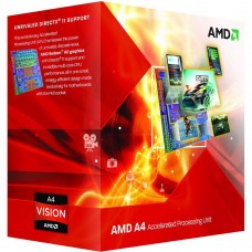 Процесор AMD A4-series X2 4000, 3.2Ghz, 1Mb, 65W, FM2, HD 7480D Graphics