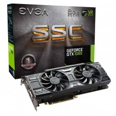 Видео карта EVGA GeForce GTX 1060 SSC GAMING, 6GB, GDDR5, 192 bit, DVI-I, HDMI, ..