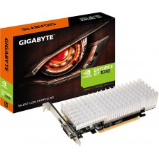 Видео карта GIGABYTE GeForce® GT 1030 2GB GDDR5 64 bit, Silent, Low Profile, DVI..