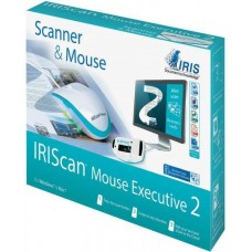 Мишка + Скенер в едно iris IRIScan Mouse Executive 2 All in one, A4, USB2.0