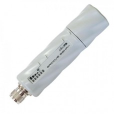 Безжичен Access Point MikroTik GROOVE 52HPN, 128MB RAM, built-in 2.4Ghz 802.11a/..