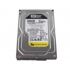 Хард диск WD RE4, 500 GB, SERVER WD5003ABYX, 7200rpm, 64MB cache, SATA 3 Gbit/s