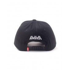 Шапка Marvel - Punisher Varsity Adjustable Cap